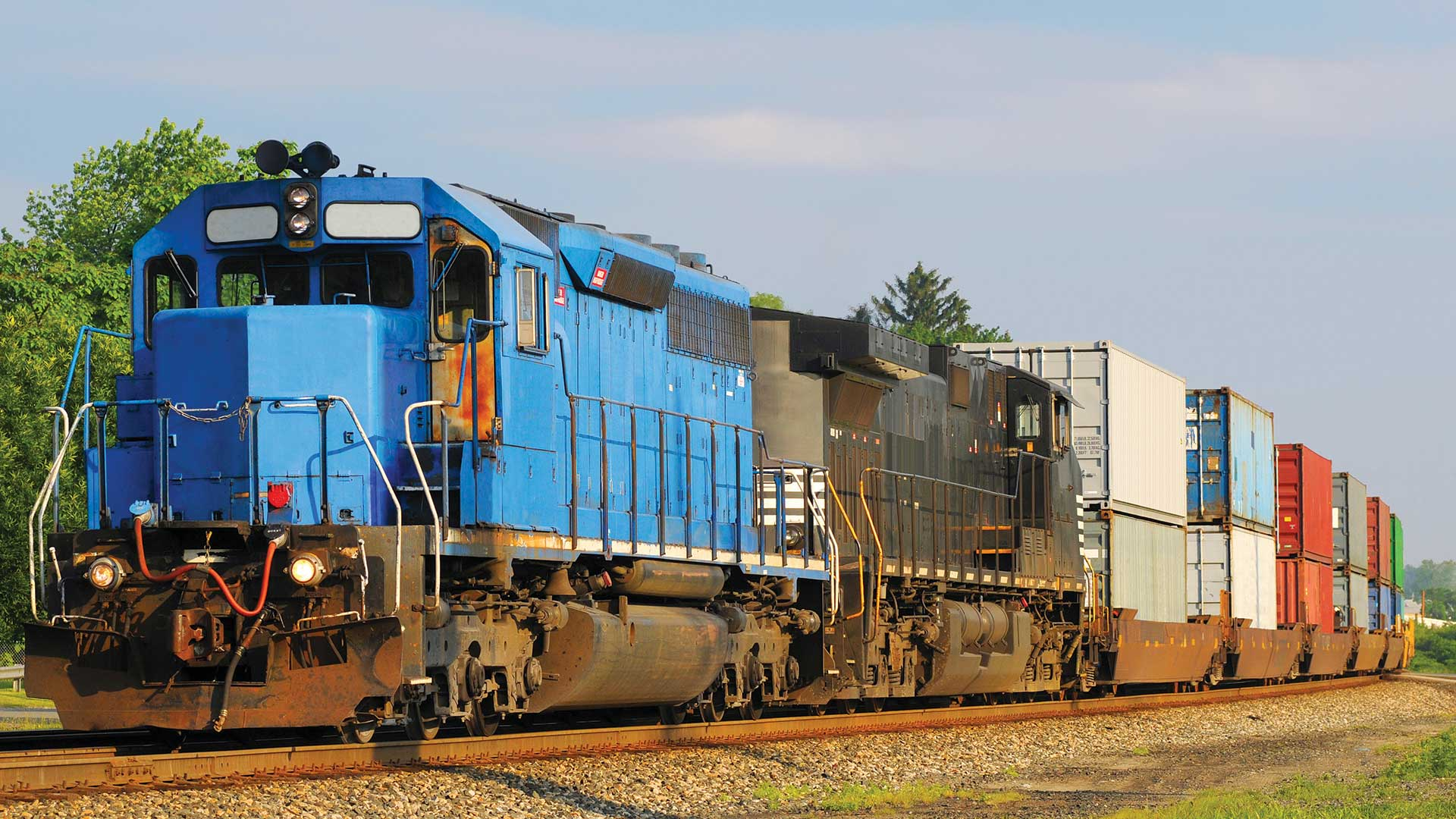 Landstar Rail Intermodal Services